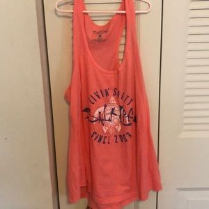 Salt Life tank brand new without tags